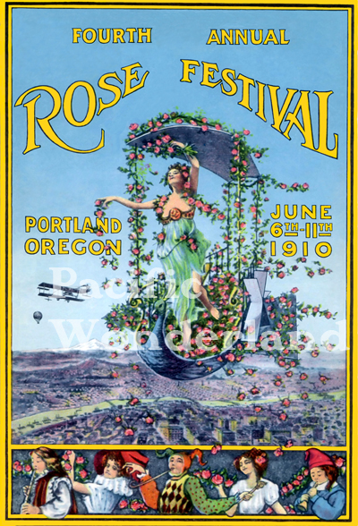Rose Poster Rose Festival Posters